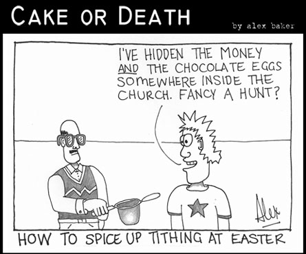 cake-or-death-cartoon-106-april-9-2009-easter-hunt-cartoon1